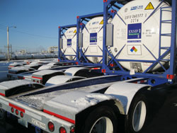 EXSIF Products Chassis Tank Container Leasing