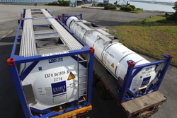 EXSIF Products Tank Container Leasing