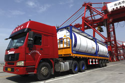 EXSIF Products Standard Tank Container Leasing