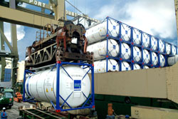 EXSIF Tank Container Leasing