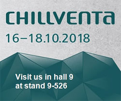 EXSIF Chillventa Germany Exhibition 2018